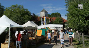 Ritterfest in Reichenau 2018