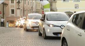 WAVE – Größte Elektromobilitätsrallye weltweit in Freistadt