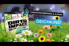Werbung Dirty Impact Club-Tour Volume 3
