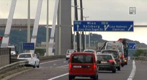 Wirtschaftsbund Linz gegen den Stau