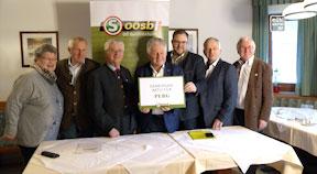 Tour des OÖ Seniorenbundes in Grein - Bezirk Perg