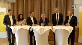 ÖVP Kandidatenpräsentation Mühlviertel
