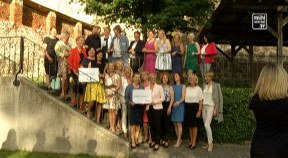 Sommernacht der Unternehmerinnen auf Schloss Steyregg