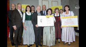 Gesundheitsförderungspreis: Mühlviertler Alm-Gemeinden sind große Sieger!