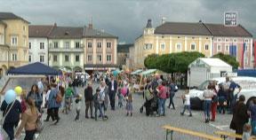 Lange Einkaufsnacht in Freistadt 2018