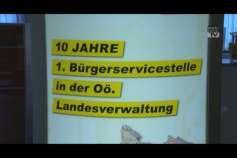 10 Jahre Bürgerservicestelle Urfahr