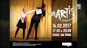 Ankündigung: Konzert unARTig im Haus am Ring, Borg Bad Leonfelden