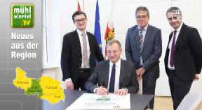 Gemeindefusion Schönegg und Vorderweißenbach
