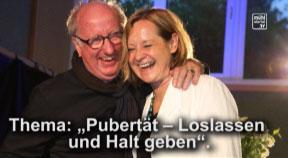 Ankündigung Vortrag von Erziehungsexperte Jan-Uwe-Rogge in Kleinzell