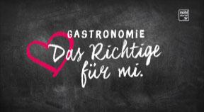 """Spot Gastronomie """"Genau des Richtige für mi"""""""