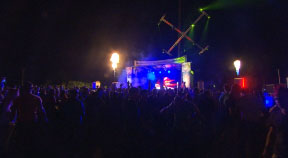 Beachparty Reichenau 2013