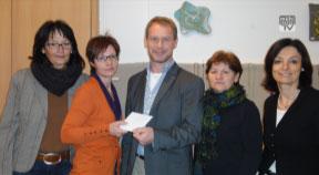 ARGE Advent unterstützt Diakonie Werkstätte Wartberg