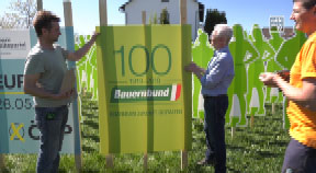 """100 Jahre OÖ Bauernbund – Kampagne """"Dein Bauer bringt's"""""""