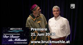 """Ankündigung Aistfestspiele """"Der Bauer als Millionär"""""""