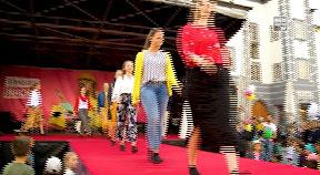 Lange Einkaufsnacht - Modenschau in Freistadt