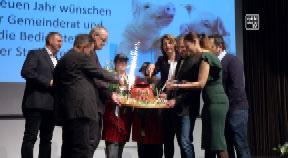 Neujahrsempfang der Stadt Freistadt