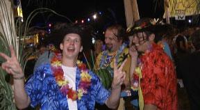 Hawaifest in Altenberg 2013