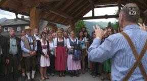 """Zu Gast bei """"Feuer und Stimme"""" in St. Michael 2014"""