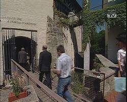 Spatenstich für die Erweiterung des RISC - Forschungszentrums in Hagenberg