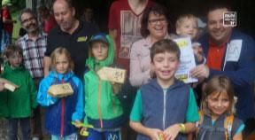 Ferien, Sommer und die ÖAAB Holzschifferlregatta – ein Highlight für alle Kids