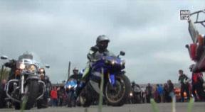 Ankündigung: Motorradsegnung