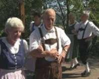 Trachtenfest der Senioren in Rechberg 2009