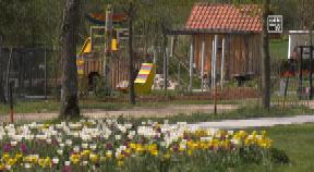 Letzen Vorbereitungen für die Landesgartenschau in Aigen-Schlägl 2019
