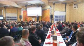 Eröffnung Firma BS Grabmann in Arbing