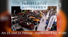 Ankündigung Freistädter Motorshow 2019