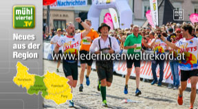 Bad Leonfeldner schafft Weltrekord