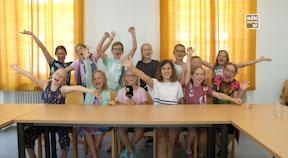Ferienaktion mit Kindern aus Peilstein und Julbach
