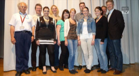 LKH Rohrbach macht Schülern Medizinstudium schmackhaft