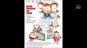 """Ankündigung: Buchpräsentation """"FLAPS – die Flunkerfledermaus"""""""