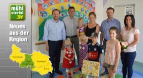 Familienbundzentrum Zwettl/R. feierte Eröffnung