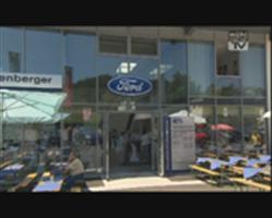 Eröffnung Schauraum Ford Hauzenberger