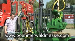 Ankündigung Böhmerwaldmesse