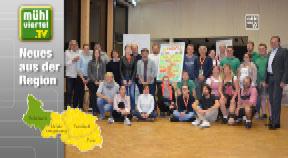 Internationalen Besuch in der Bioschule Schlägl