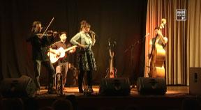 Sabine Stieger mit Band im Pfarrheim Neumarkt im Mühlkreis