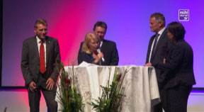 Sparkasse OÖ holt Gerda Rogers nach Freistadt