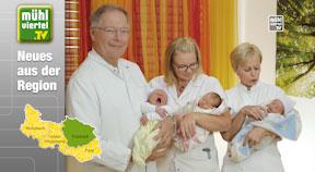 518 Babys kamen im LKH Freistadt 2019 auf die Welt