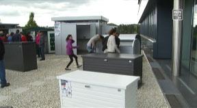 Eröffnung Fertigwaren-Lagerhalle Biohort Neufelden