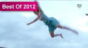 Flying-Dirndl in Nebelberg - Kurzversion
