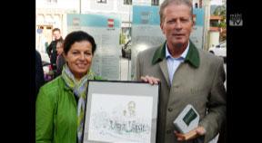 BM Reinhold Mitterlehner als Mühlviertel-Botschafter ausgezeichnet