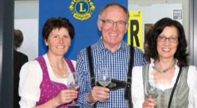 Lionsclub Rohrbach-Berg zieht Bilanz