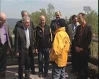 LH u. BM Mitterlehner zu Gast im Bezirk Rohrbach