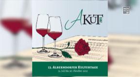 Ankündigung Alberndorfer Kulturtage