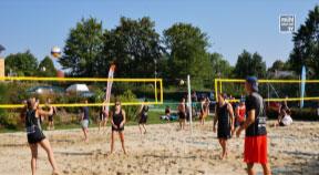 Beachvolleyball-Landesfinale der JVP in Oberneukirchen