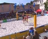 Beachvolleyball-Landesmeisterschaften in Perg 2009