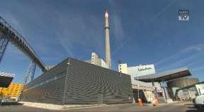 Eröffnung Reststoff-Heizkraftwerk in Linz