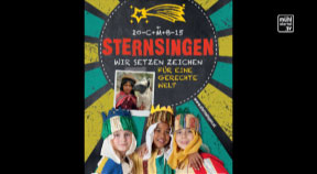 Sternsingeraktion 2015